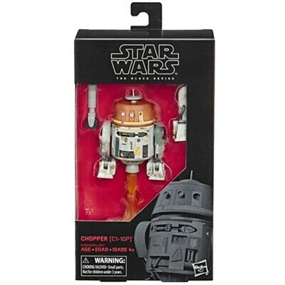 Star Wars Black Series NEW * Chopper C1-10P * #84 Action Figure 6-Inch Hasbro