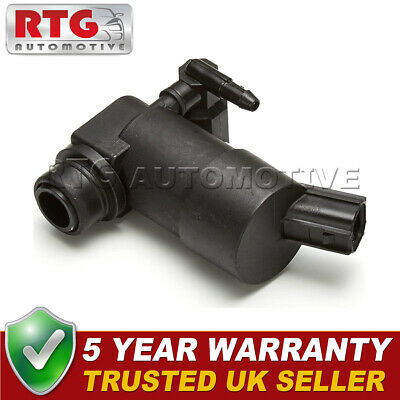 Windscreen Washer Pump Front Rear Fits Volvo V70 (Mk2) 2.4