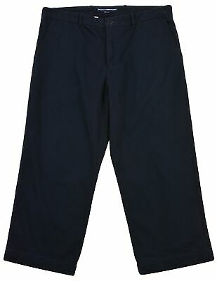 Ralph Lauren Sports for Womens Relaxed pants Size 14 Navy Blue trousers Genuine