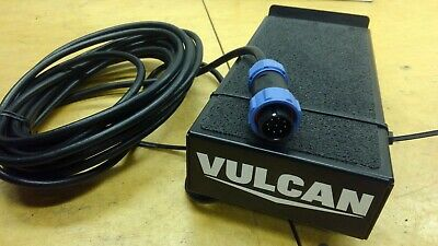 TIG FOOT PEDAL Harbor Freight Vulcan ProTIG 165, 200 & OmniPro 220 9 Pin  Remote