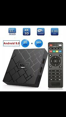 Android 9.0 Smart Tv Box RK3229