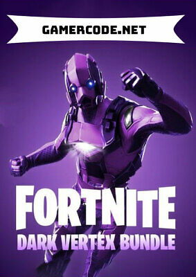 "⭐ FORTNITE DARK VERTEX SKIN + 2k V-BUCKS ""Aktivierungsservice - PC/Switch/PS4"" ⭐"