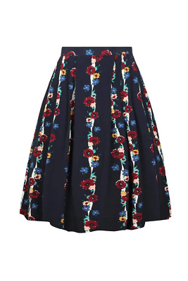 Emily and Fin Faye Skirt Autumn Blooms