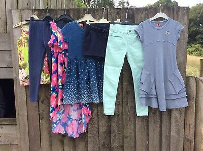 Girls Summer Bundle Next, Gap, No Added Sugar 7-8 Years