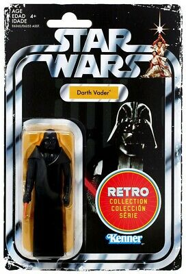 Star Wars Retro Collection NEW * Darth Vader * 3.75-Inch Action Figure Wave 1