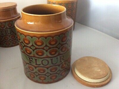 Hornsea Bronte Storage Jars, Buy Singly Or Together