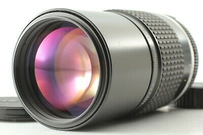【NEAR MINT+++】 Nikon Ai-s Nikkor 200mm f/4 Manual MF Telephoto Lens Japan 1691
