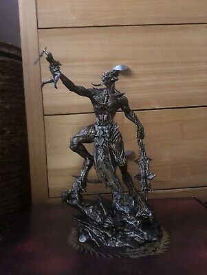 ELDER SCROLLS MOLAG Bal Statue From The Original Eso Collectors Edition
