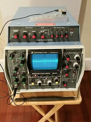 Reflectoscope M90 Ultrasonic Flaw Detector Automation Sperry
