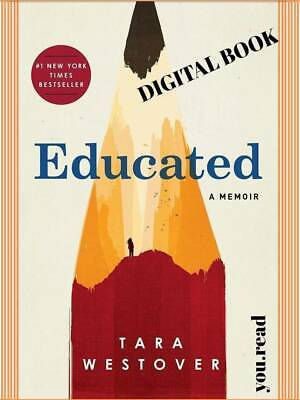Educated A Memoir By Tara - Westover Fast instant delivery   [EB- OOK/ P D F]
