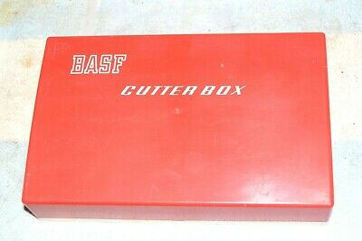 BASF CUTTER BOX STANDARD 1/4 inch MAGNETIC TAPE SPLICING KIT