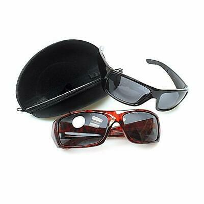 2 In 1 Box Polaryte Hd Sunglasses Anti Scratch Useful For Cycling Driving Uk