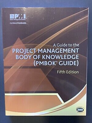 Pmbok Project Management Body Of Knowledge Pmp Pmbok Fifth Edition