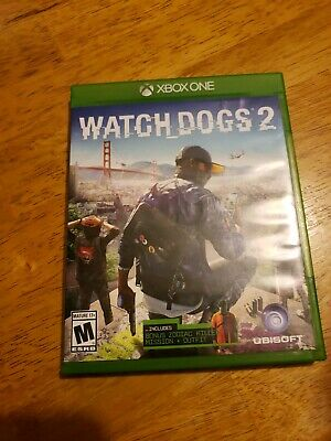 WATCH DOGS 2 Xbox One [Brand New] - $21 26 | PicClick