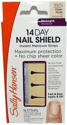 Sally Hansen 14 Day Nail Shield Sheer Nude 3501