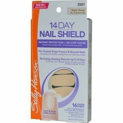 SALLY HANSEN 14 Day Nail Shield in Sheer Nude 3501