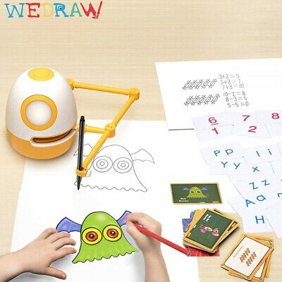 New Genuine Wedraw Eggy Robot Educational Fun Toy Robot Math Learning Tool