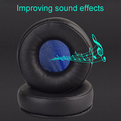 AU 2Pcs Replacement Ear Pads Cushion For Jabra Move Wireless Bluetooth Headphone
