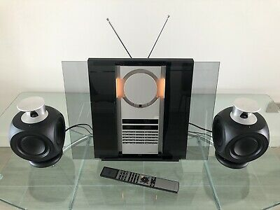 BANG & OLUFSEN BeoSound 3000 CD Tuner  + 1 pair BeoLab 3 + Beo4 RC Audio System