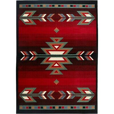 5 X 7 Western Decor Rugs Southwest Style Living Room Area
