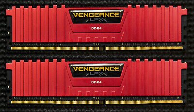 Corsair Vengeance LPX 16GB (2x 8GB) DDR4 3000MHz PC Memory RAM
