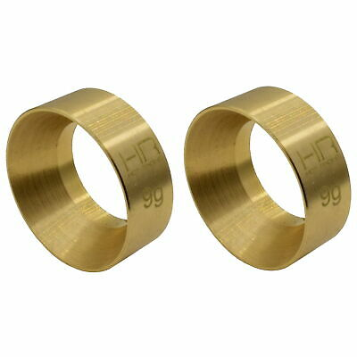 Hot Racing Axial SCX24 9g Brass Kmc Machete Wheel Weights Scx24 SXTF2612H