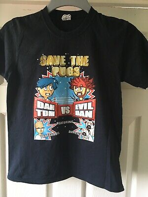 THINKNOODLES T-SHIRT ALL SIZES DANTDM FRIEND YOUTUBE VIDEO TDM ASK THINK