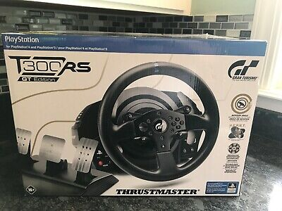 THRUSTMASTER 4169088 T300 Rs Gt Edition Racing Wheelaccs