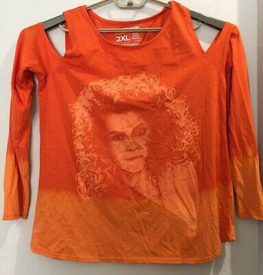 Loot Crate Wear Exclusive Sigourney Weaver GhostBusters Dana Barrett Zuul 2XL