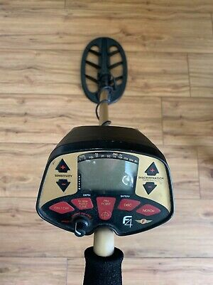 Fisher F4 Research Labs Pro Metal Detector