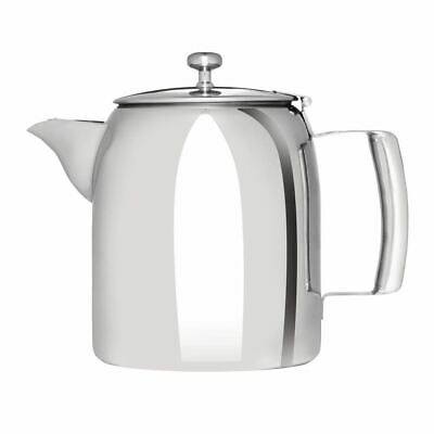 Olympia Cosmos Stainless Steel Tea / Coffee Pot - Corrosion Resistant - 1420 m