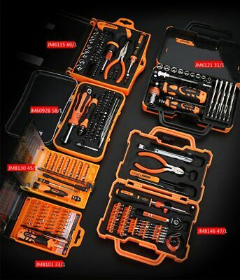 8 Sets of Multifunctional Precision Screwdriver Set Household Kit Hand Tools Box