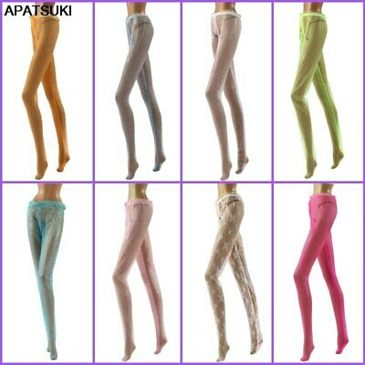 "Colorful Fashion Doll Accessories Pantyhose For 11.5"" 1/6 Doll Clothes Stocking"