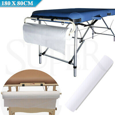 Disposable Massage Table Bed Cover Sheet Beauty Waxing 180cm x 80cm Roll 50PCS