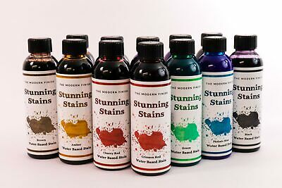 Crimson Guitars Stunning Stains 150ml - Luthiery / Woodworking / Crafts