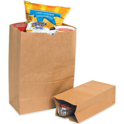 Packaging Supplies reusable & recyclable Kraft Paper Grocery Bags Made In USA