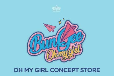 Oh My Girl Summer Package Fall In Love Concept Zone Goods Acrylic Stand Sealed