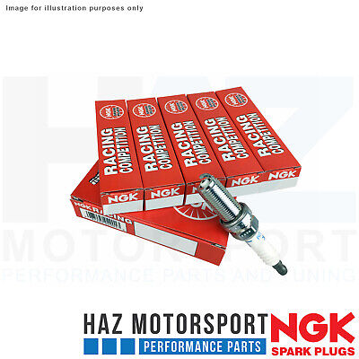 NGK Racing Competition Colder x5 Spark Plug 9 Audi TTRS/ RS3/ RSQ3 2.5TFSI Gen1