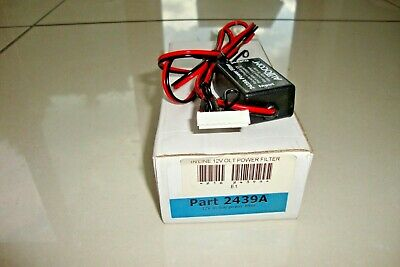 Autocom 12V In Line Power Filter Part 2439A