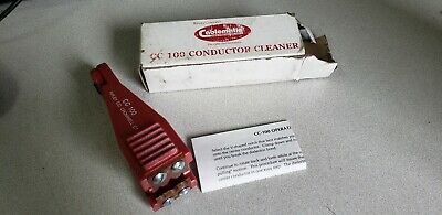 Ripley Cablematic CC-100 Conductor Cleaner -- NEW
