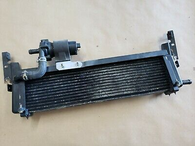 BOSCH SUPERCHARGER INTERCOOLER Heat Exchanger Water Pump for 07-12