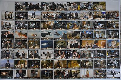 2008 Iron Man Movie Rittenhouse Archives Trading Base Card Set 70 Cards