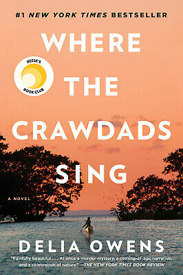 Book Where the Crawdads Sing Hardcover Book