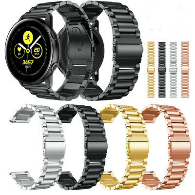 Replacement Stainless Steel Watch Strap Wrist Band For Samsung Galaxy Active