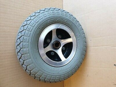 Invacare Orion 1 Tyre wheel rims rear Solid Puncture proof Size 10/50-5