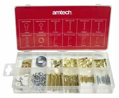 Amtech 180pc Picture Hanging Kit -  S5162