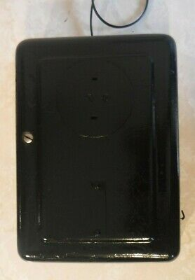 Western Electric Black Subset Ringer Box Wired Working Model 534 R Conversion