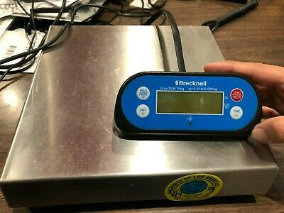 Brecknell 6710U POS Bench Scale