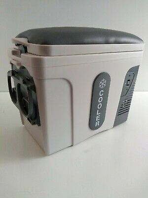 Auto 12 Volt Thermoelectric Compact and Portable 9 Can Travel Cooler Warmer