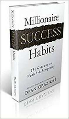 Millionaire Success Habits e book Way to your success Free Shipping Resell Right